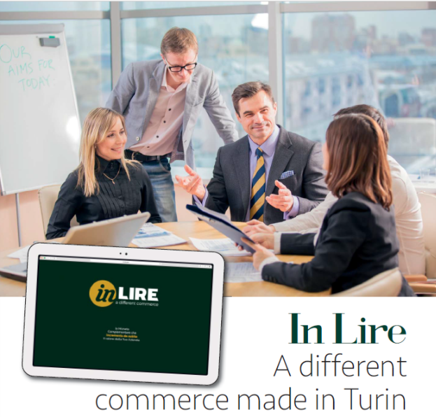 In-Lire, a different commerce made in Turin